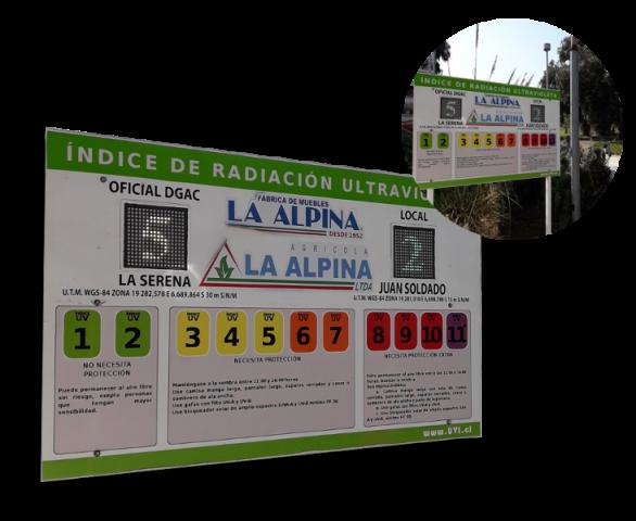 Instalación UVi doble en agrícola La Alpina